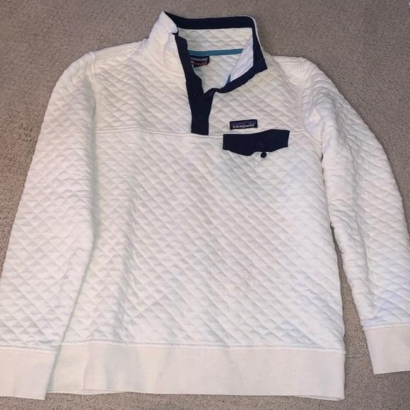 Patagonia sweat shirt